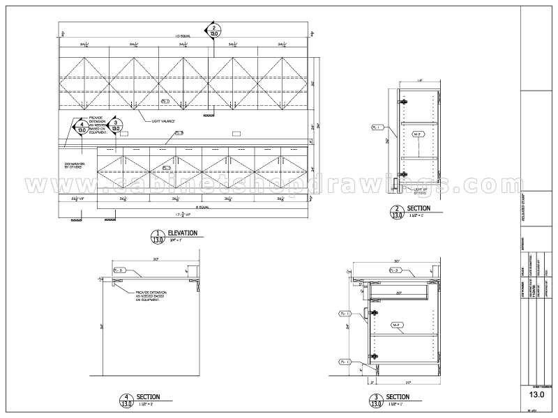 cad shop drawings cabinet shop drawings millwork shop